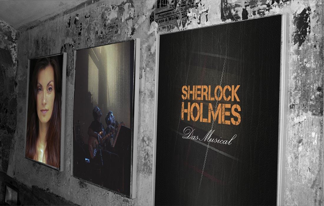 Ralf Kruse Referenz Sherlock Holmes Musical